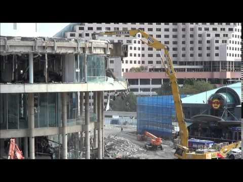 CityOfSydney.Tv Development Darling Harbour Demolition Of The Sydney Convention Centre 14042014