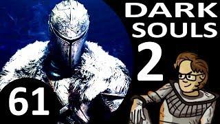 Let's Play Dark Souls 2 Part 61 - Ancient Dragon Boss, Ashen Mist Heart, Petrified Egg (Cleric)