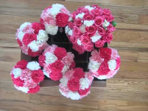 carnations wedding bouquet picture combination of lovely flowers carnation and 2462