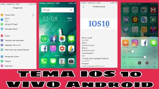 Tema IOS 10 Untuk Vivo Android - Theme Vivo Ios 10 (Tested On Vivo Y55)