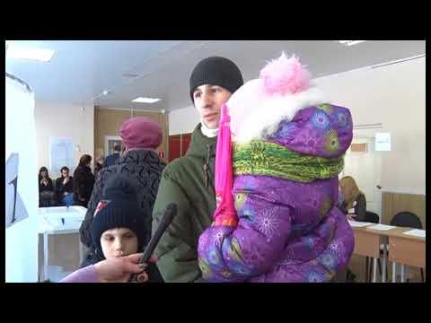 Многодетные семьи Ульяновска голосуют