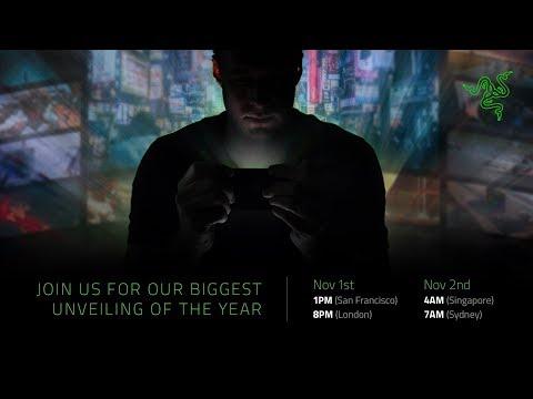 Razer Smartphone Unveiling November 2017 - Live Stream Press Conference