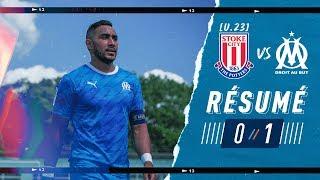STOKE CITY 0-1 OM I Le résumé du match ?