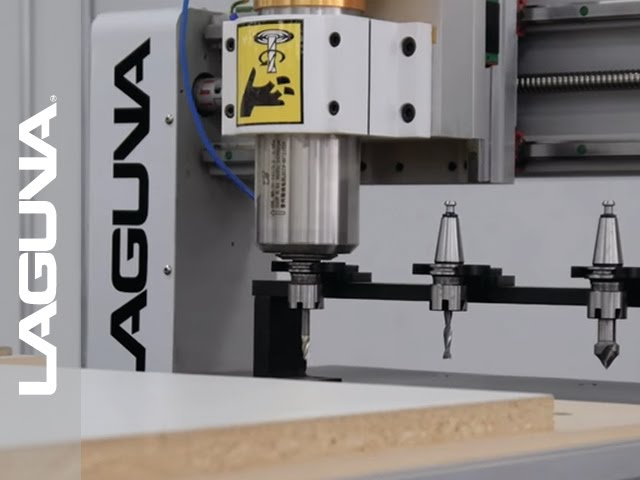 IQ Pro CNC with ATC | Laguna Tools