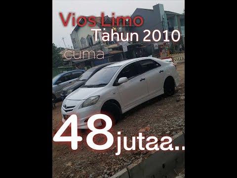 Toyota Vios Limo muurah..!! cuma 48jt siap tempur ( Tigo Limo Autozone )