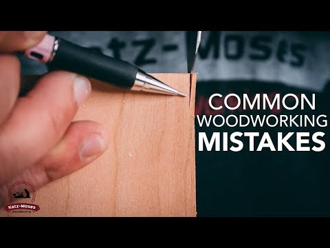 7 Ways to Fix Common Woodworking Mistakes