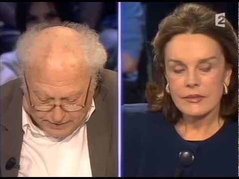 Catherine Nay - On n'est pas couché 10 février 2007 #ONPC