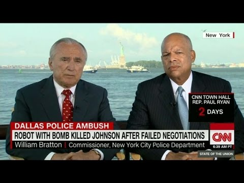 Secretary of Homeland Security Jeh Johnson- Full Interview