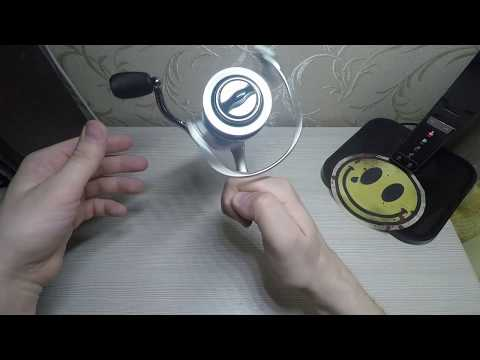 Распаковка катушки Allux Pride x 5010 mtc evo от интернет-магазина Spinningline