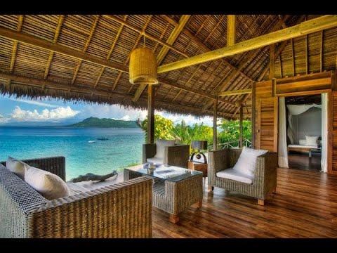 Tsara Komba Luxury Eco-Lodge in Madagascar