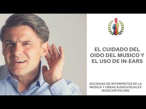 MUSICARTES - El CUIDADO DEL OIDO DEL MUSICO Y EL USO DE IN-EARS por Edwin Valle.