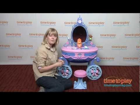Cinderella enchanted carriage vanity from cdi youtube cinderella enchanted carriage vanity from cdi watchthetrailerfo