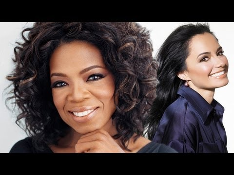 Oprah and Dr. Lisa Airan talk about Restylane!