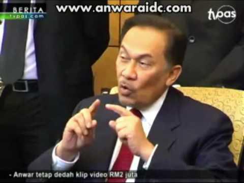 Anwar Naik Angin Wartawan RTM
