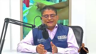 Podcast alcaldía de Barranquilla Secretario de salud Humberto Mendoza