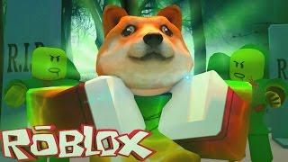 LEFT 4 DEAD IN ROBLOX!? | Roblox in Spanish