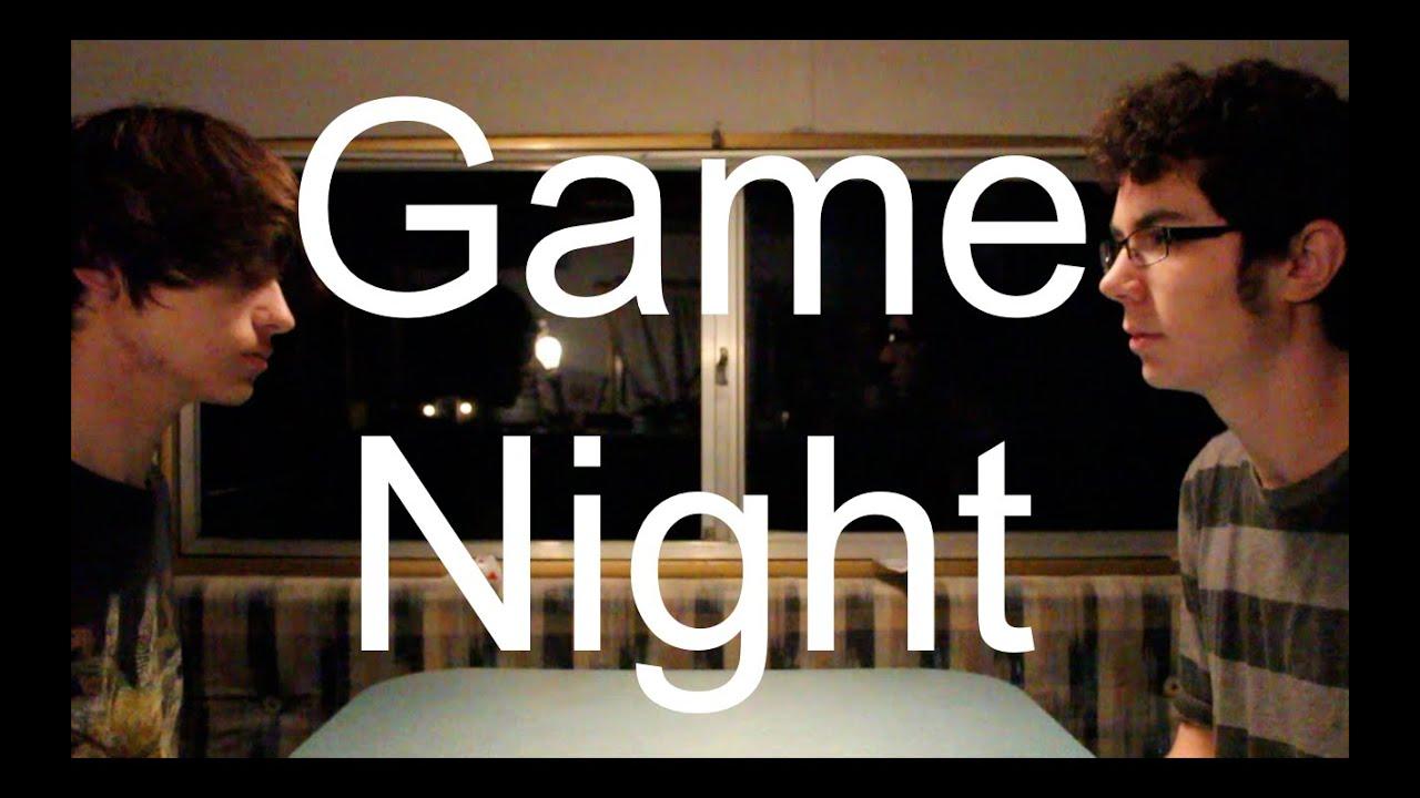 game night film