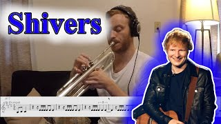 Shivers - Ed Sheeran (Trumpet Cover)