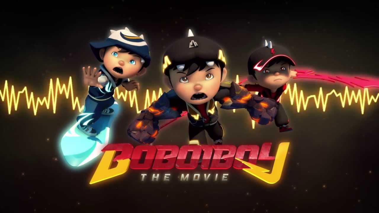 boboiboy the movie teaser theme ost youtube