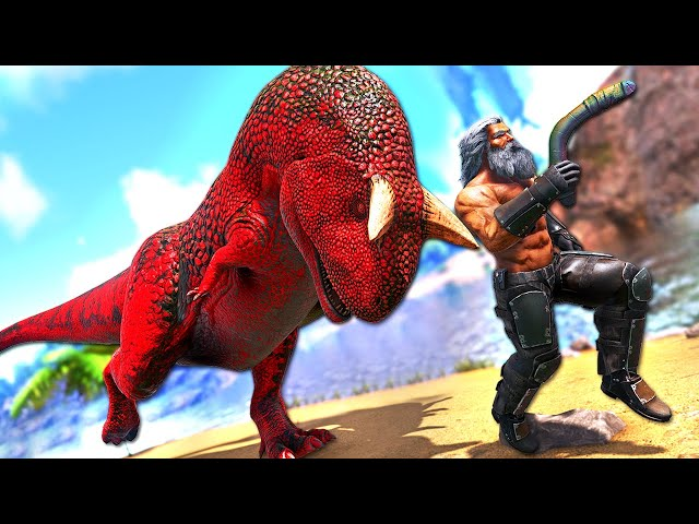 This One Item Can Summon ANY DINOSAUR even POWERFUL BOSS CREATURES! | ARK O-MEGA Modded #30