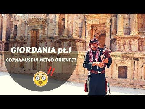 CORNAMUSE IN MEDIO ORIENTE!? - Giordania parte 1