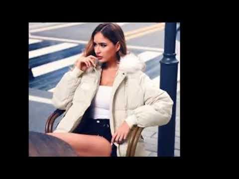 Зимнее толстое женское теплое длинное пальто