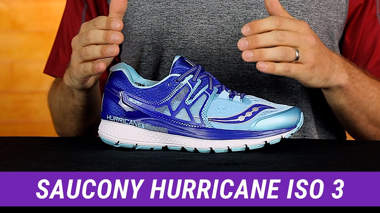 0fb2a46908 Saucony Hurricane ISO 3 | Women's Fit Expert Review