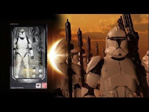 Clone Trooper PHASE 1   S.H. Figuarts STAR WARS