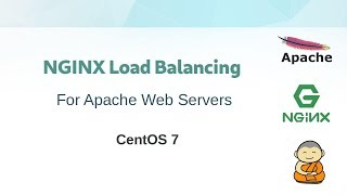 Load Balancing Apache Web Servers with Nginx