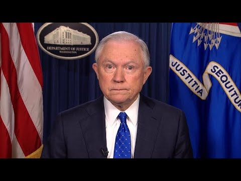 AG Sessions on Trump