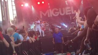 Miguel @ Pitchfork Chicago