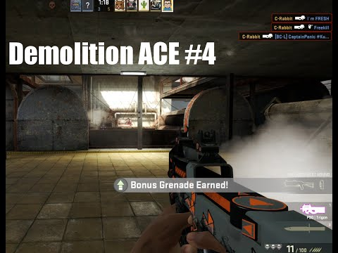 CS:GO - Demolition ACE #4