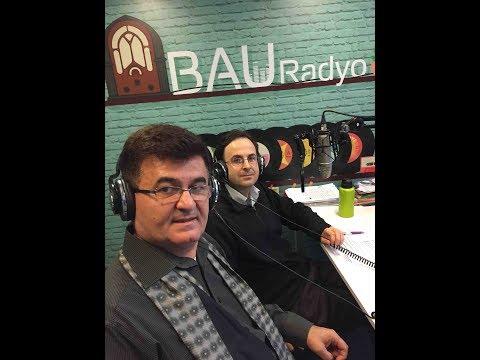 "Dr. Oliver Wright on BAU Radio at the ""Station"" Program on 21 November 2017"