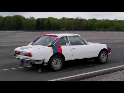 Peugeot 504 Coupe V6 Rallye 1978 Youtube