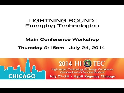 Lightning Round—Emerging Technologies