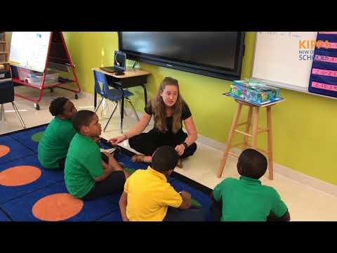 Teacher Spotlight - Nicki Reiner - KIPP East Community Primary