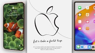 Apple Announces March 27th Keynote! What To Expect by : EverythingApplePro