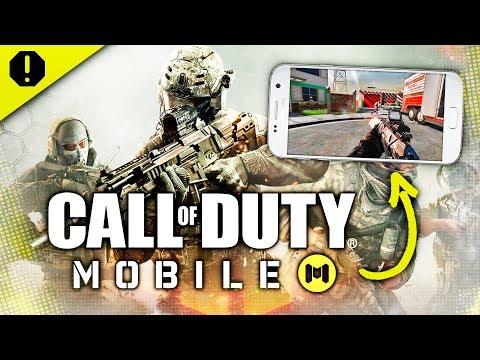 Ya es OFICIAL! CALL OF DUTY MOBILE, el 1er COD Free To Play para MÓVIL! thumbnail