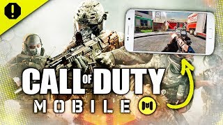 Ya es OFICIAL! CALL OF DUTY MOBILE, el 1er COD Free To Play para MÓVIL!