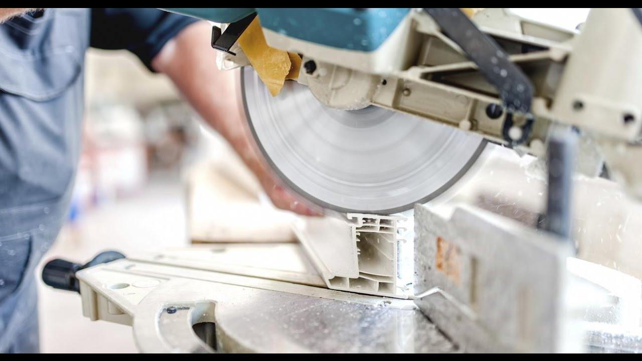 Como hacer ventanas de aluminio con arco youtube for Como fabricar ventanas de aluminio