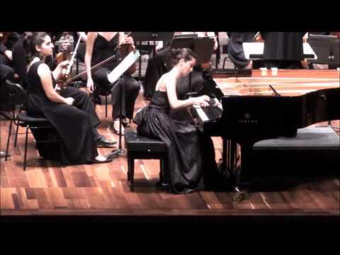 Beethoven Piano Concerto No. 4 in G Major, op. 58 (Excerpt 1st mov. with cadenza)