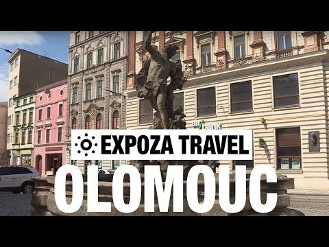Olomouc (Czech Republic) Vacation Travel Video Guide