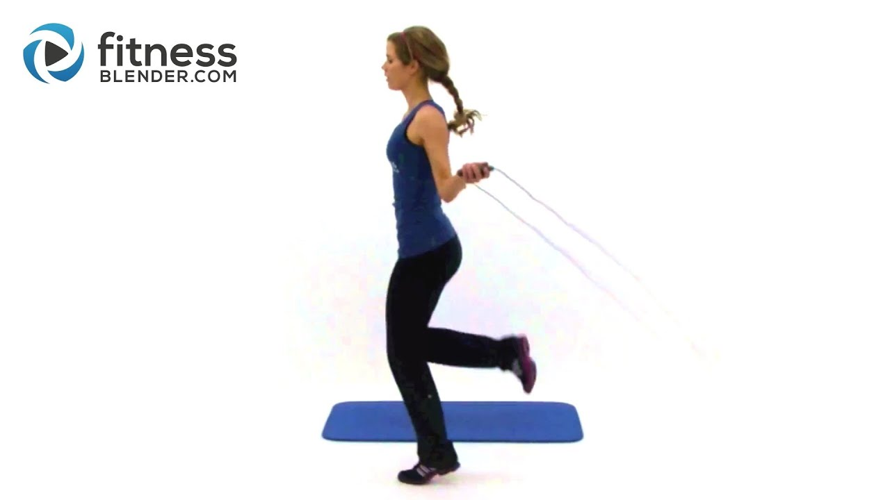 How correctly to jump on a rope to lose weight. Simple Tips