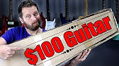 I Just Bought a $100 Guitar...And it's FANTASTIC!