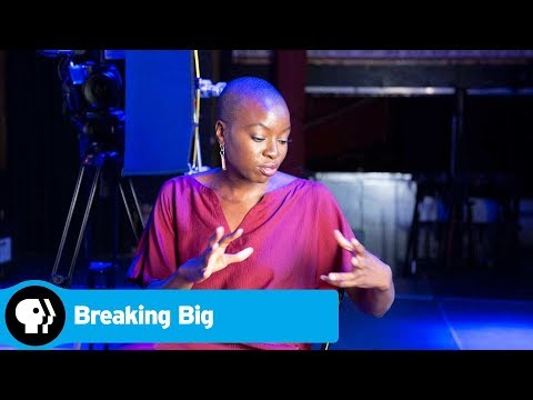 Danai Gurira on Telling New Stories | BREAKING BIG | PBS