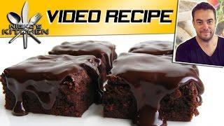 Microwave Chocolate Cake - Video Recipe