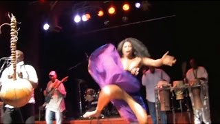 JALIBA KUYATEH   KUMAREH BAND LIVE IN MALMO 2011