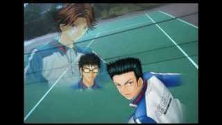 【PS】 テニスの王子様 SWEAT & TEARS ★ THE PRINCE OF TENNIS (OPENING - PLAYSTATION - 2002)