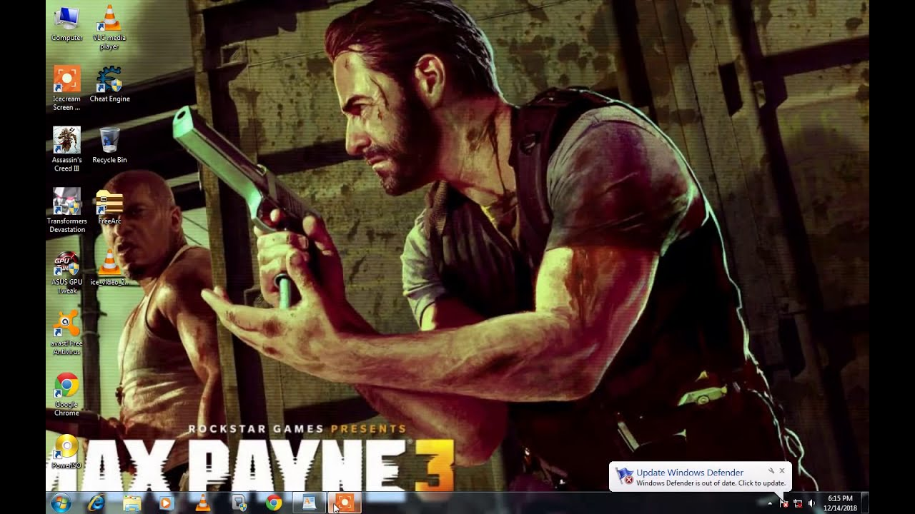MAX PAYNE 3 fitgirl repack installation setup guide