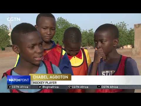BURKINA FASO HOCKEY: Country's young players show massive interest in the sport